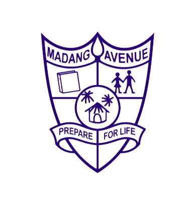 Madang Avenue Public School logo